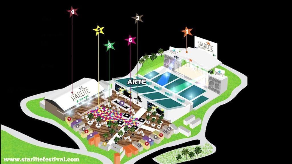Qué es starlite festival