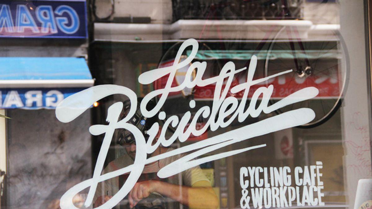 Bici-café