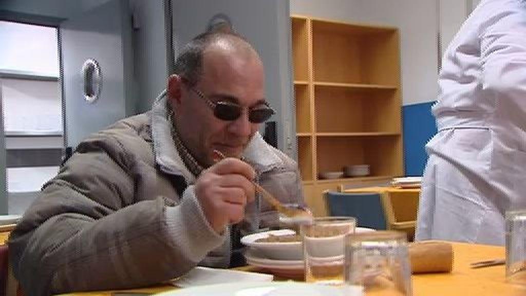 Mensajeros de la Paz inaugura un comedor familiar gracias a los fondos recaudados en la campaña 'Quiero dar lo mejor de mí'