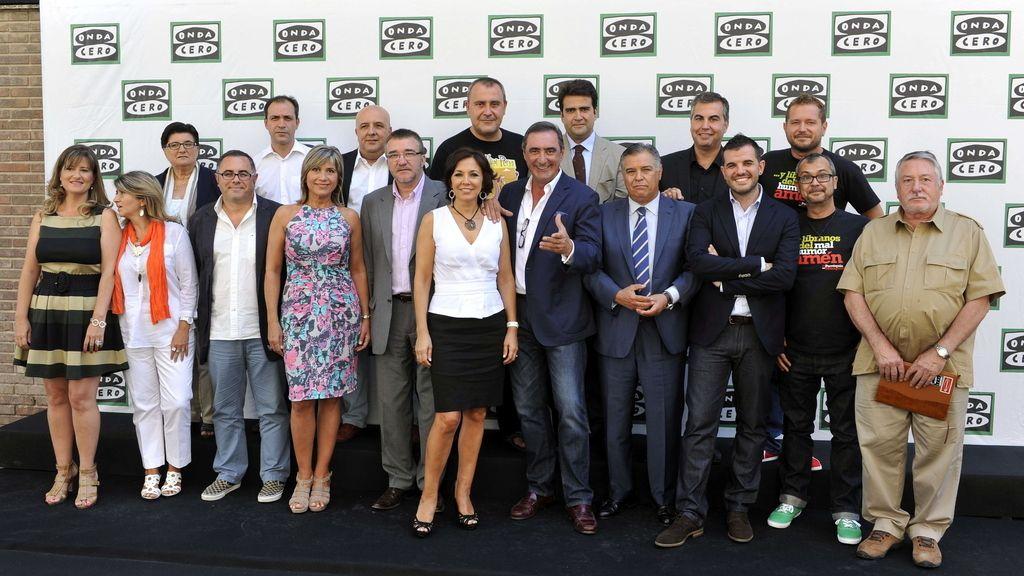 Presentación 2012-2013 Onda Cero