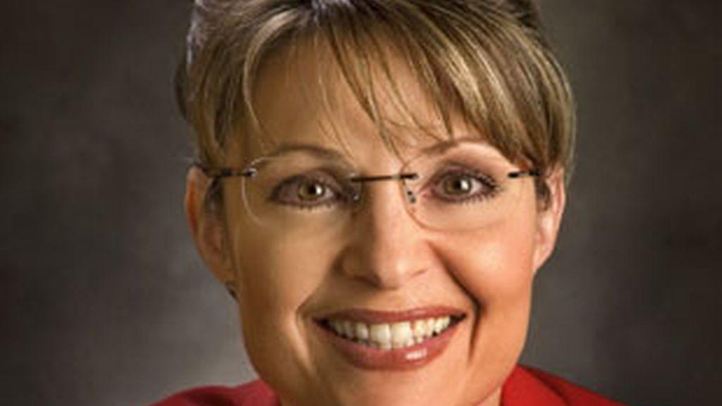 Sarah Palin, la candidata republicana a la vicepresidencia de EEUU.