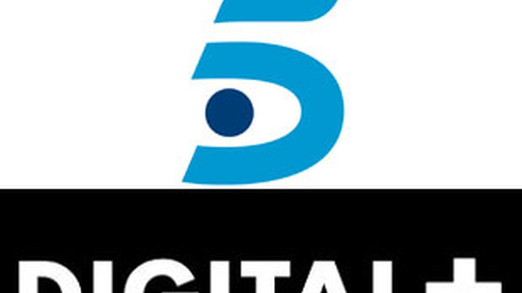 Logos de Telecinco y Digital+.