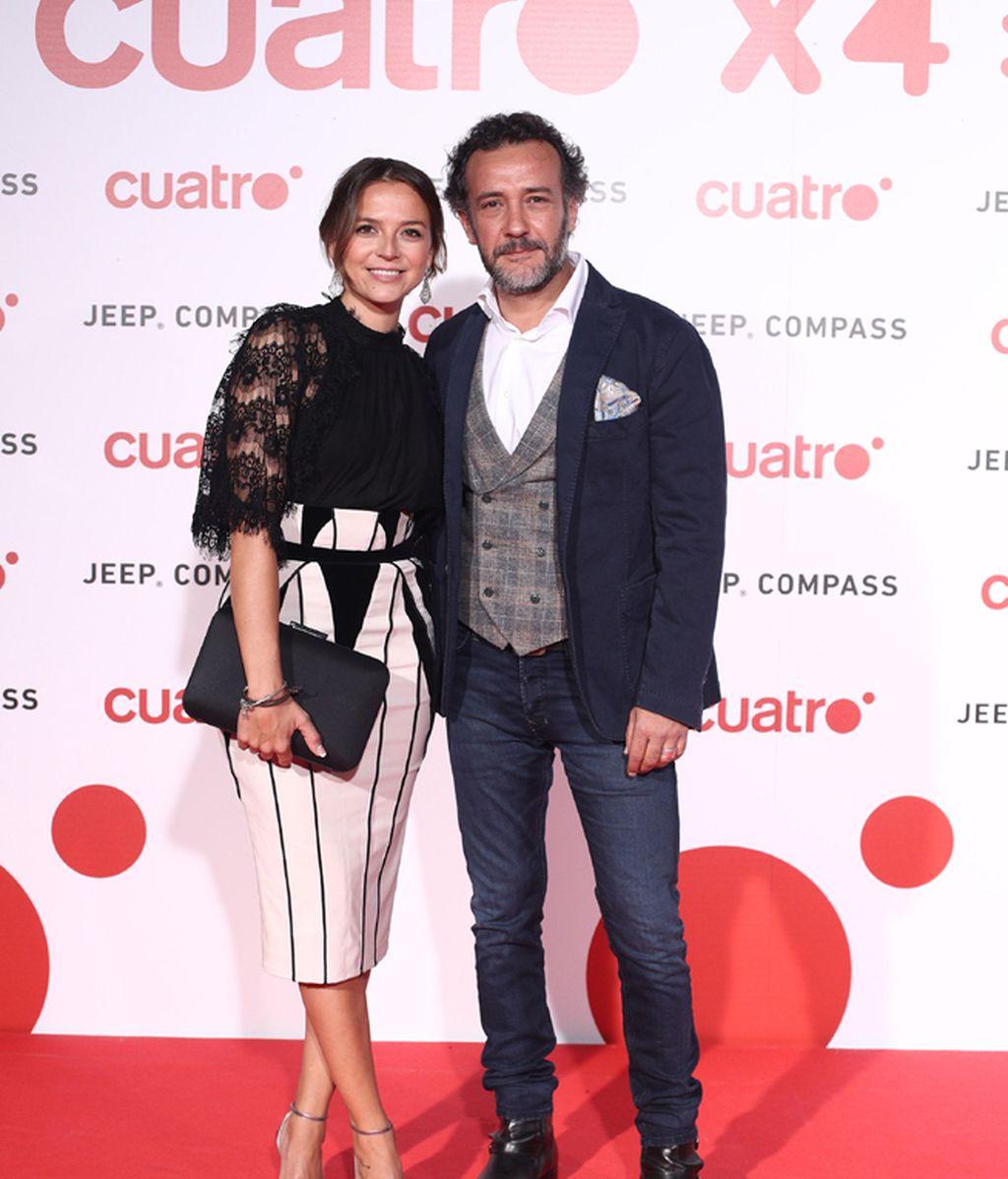 Cristina Alarcón y José Luis García Pérez