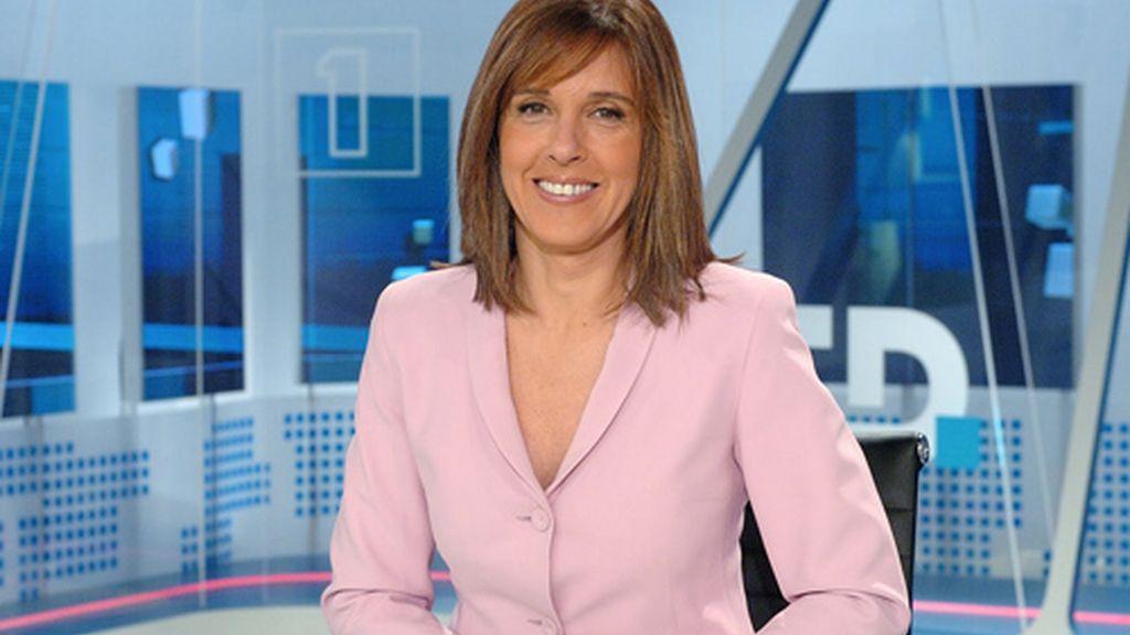 Ana Blanco Telediario 1