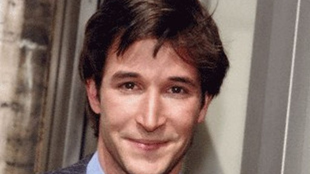El actor Noah Wyle.