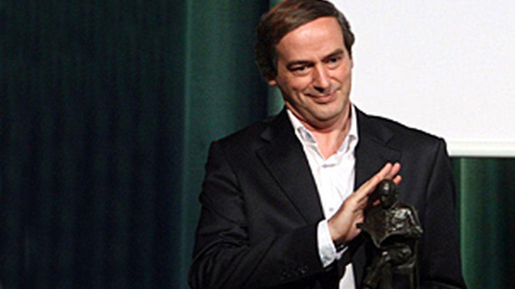 Isaías Lafuente Premio Miguel Delibes