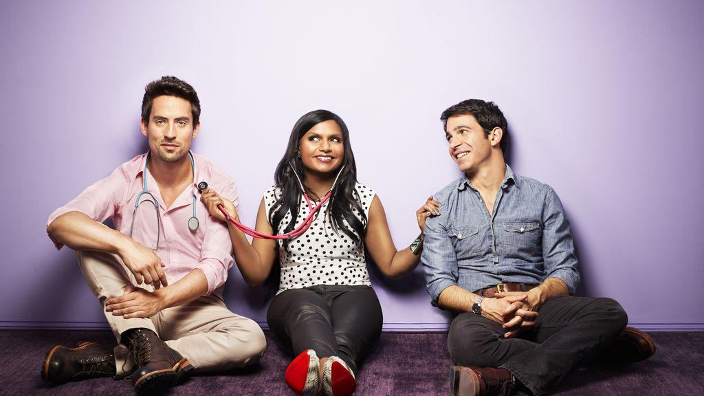 Mindy Lahiri, en busca del amor en Cosmopolitan TV