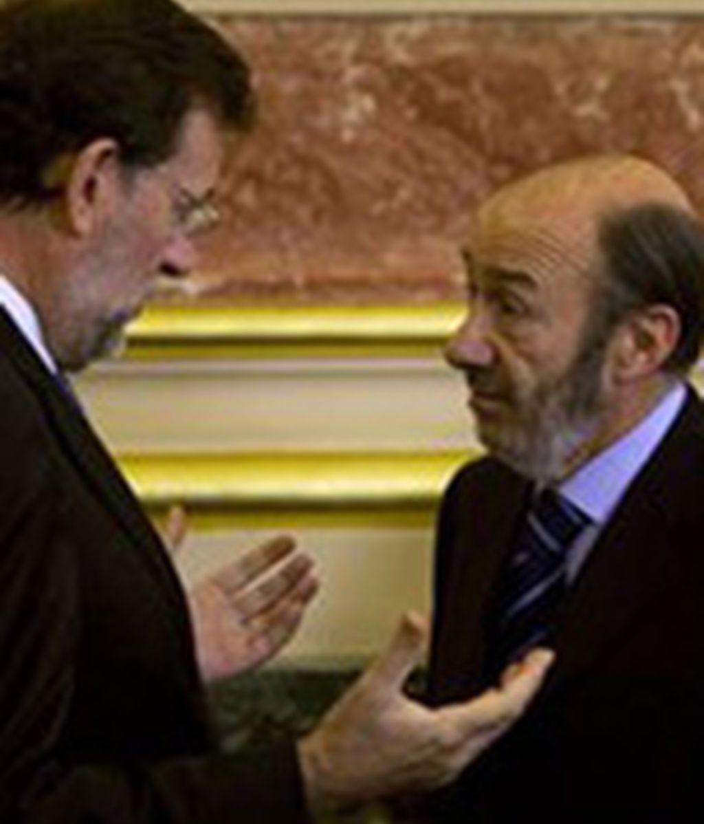 Rajoy-Rubalcaba