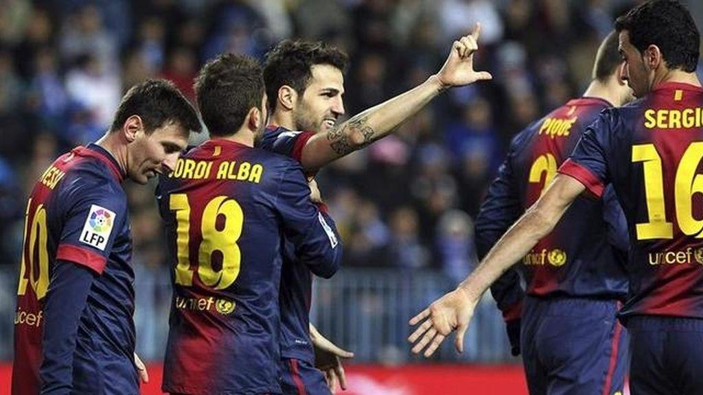 Málaga Barça 01