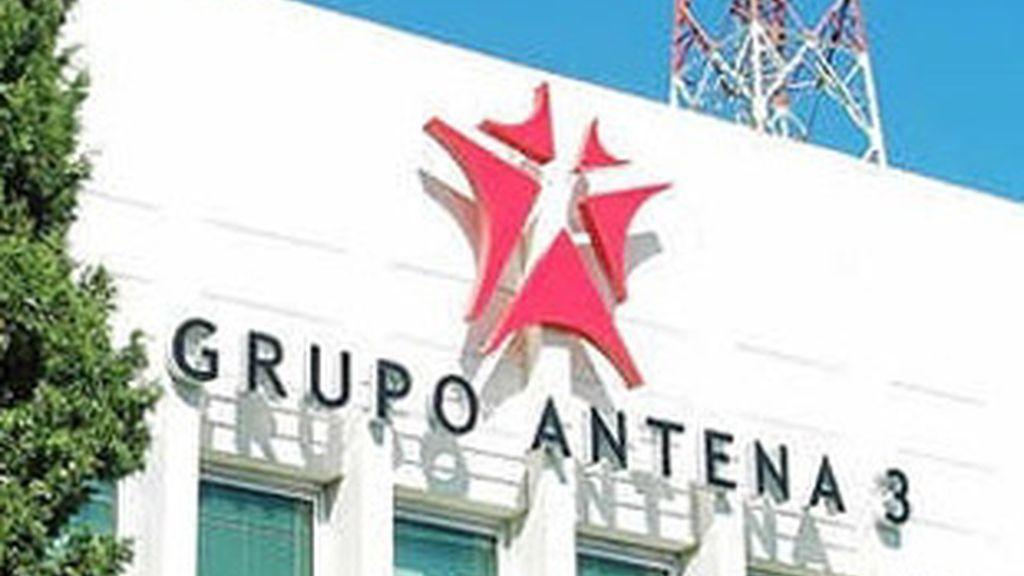 Sede del Grupo Antena 3 en Madrid.