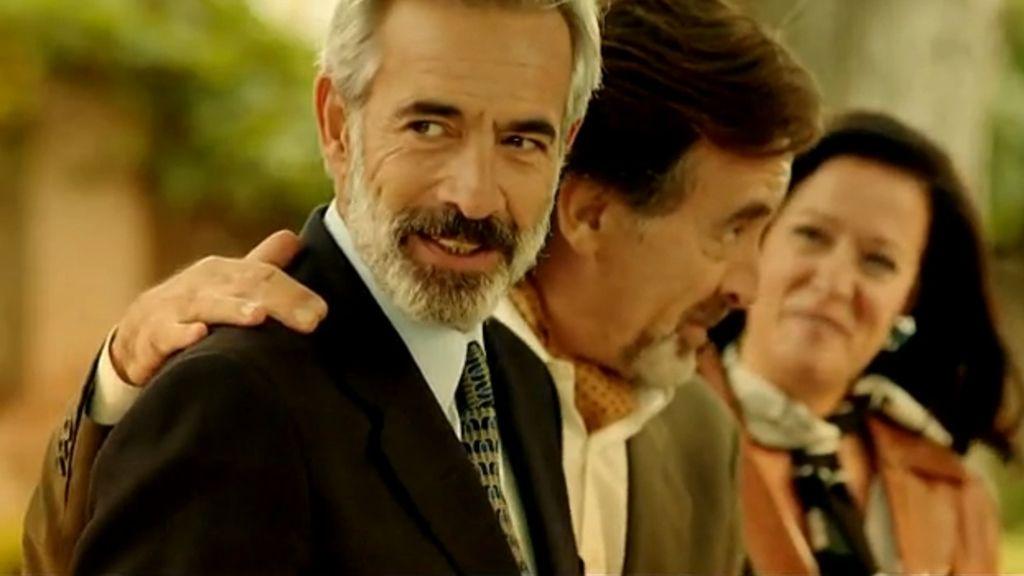 Antonio en la 15ª temporada de 'Cuéntame cómo pasó'