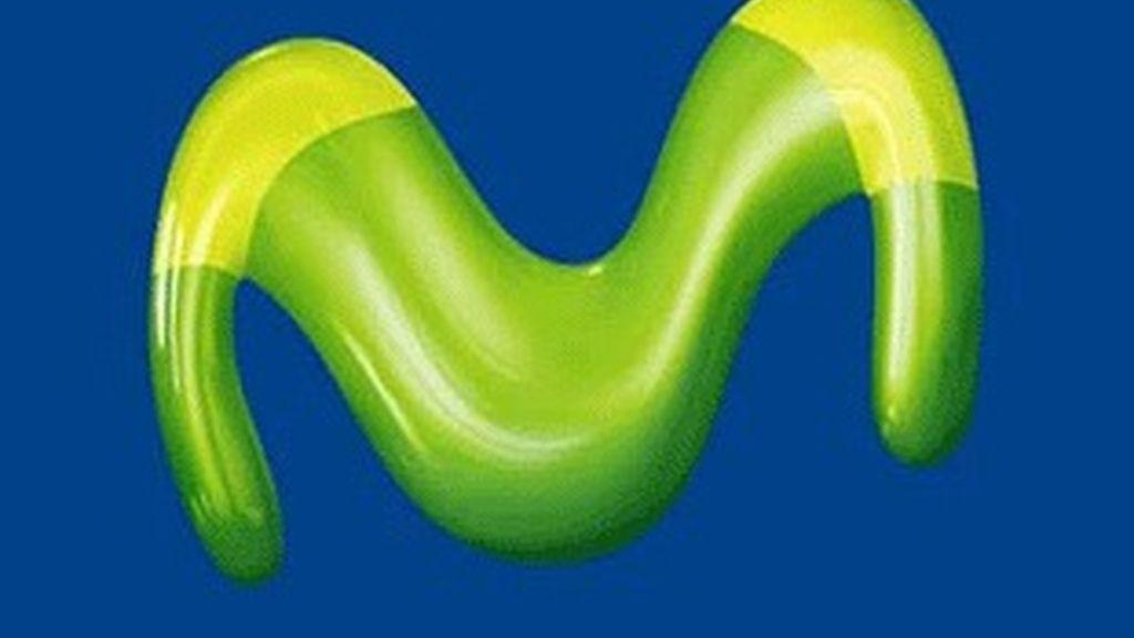 Logotipo de Movistar.