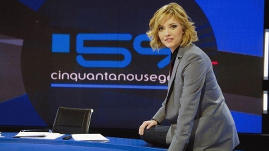 María Casado 59 segundos