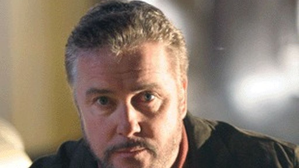 William Petersen, Gil Grissom en 'CSI: Las Vegas'.