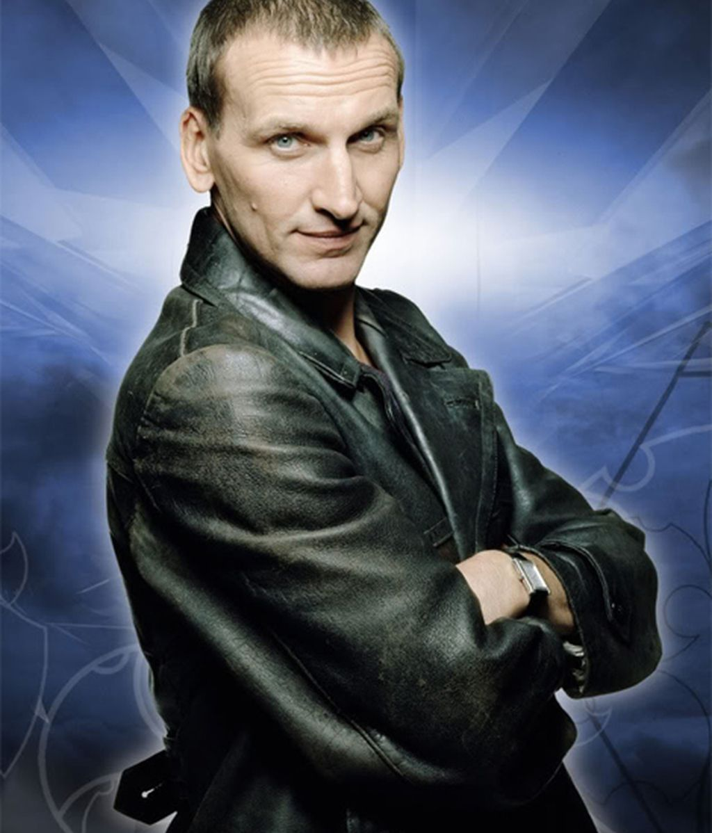 Christopher Eccleston, en 2005