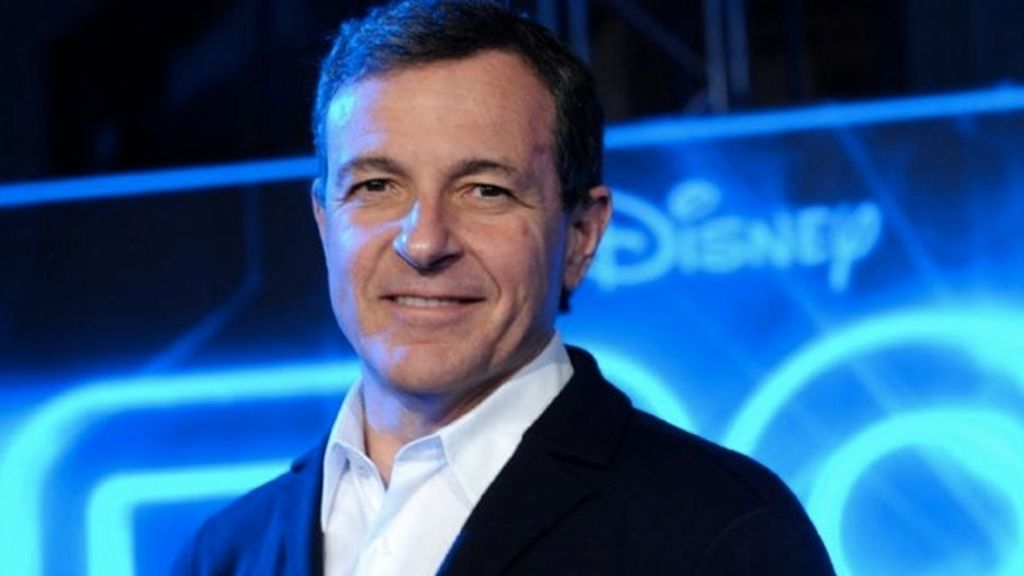 Robert A. Iger Disney CEO