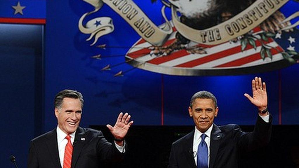 Segundo debate Obama Romney