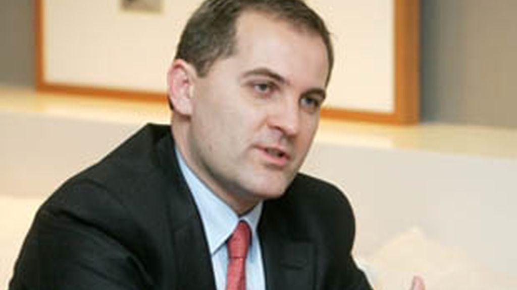 José Manuel Vargas, consejero delegado grupo Vocento.