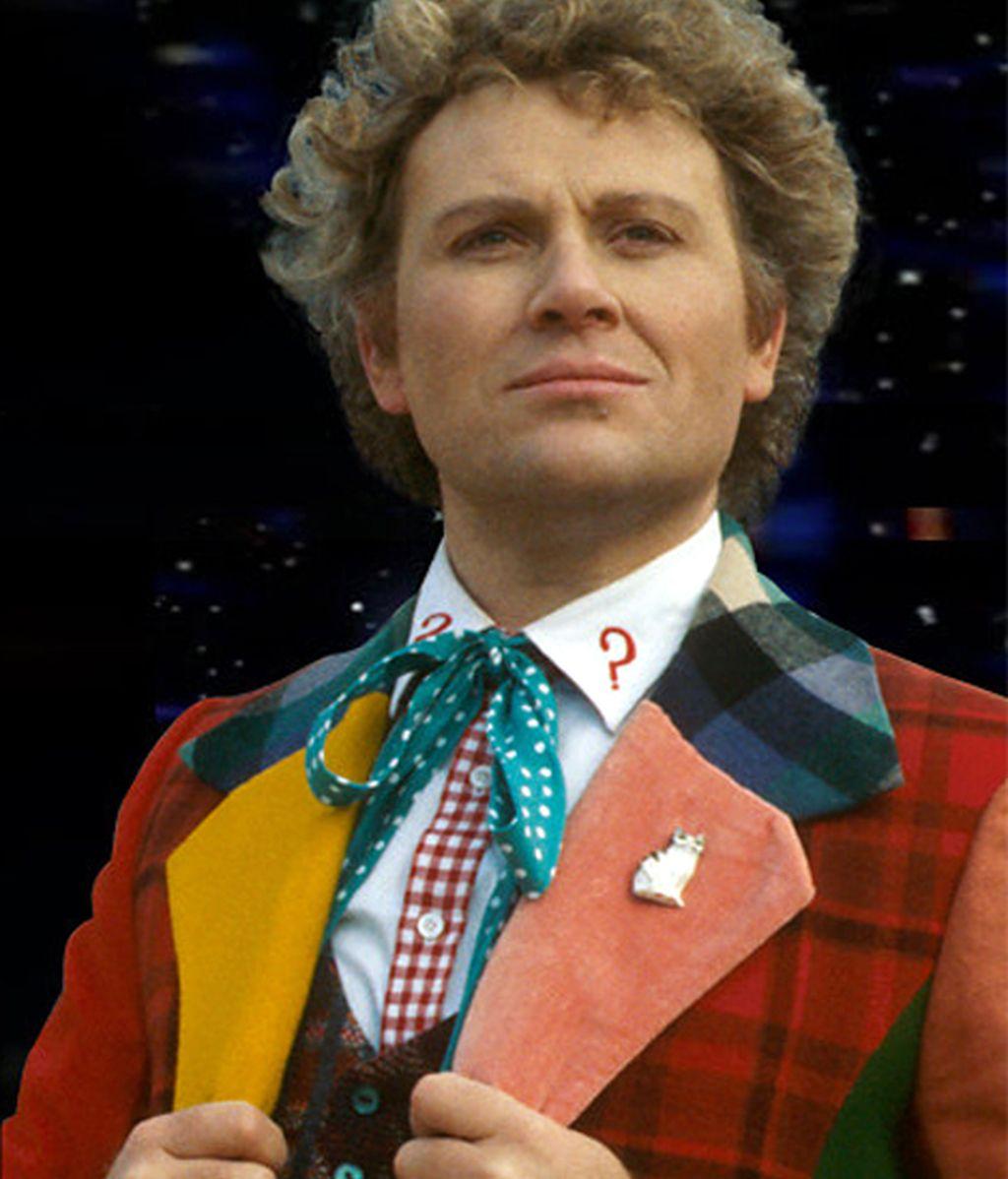 Colin Baker, de 1984 a 1986