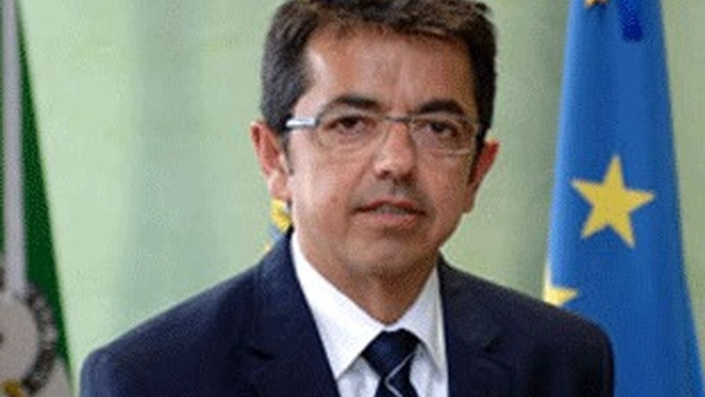 El director general de RTVA, Pablo Carrasco