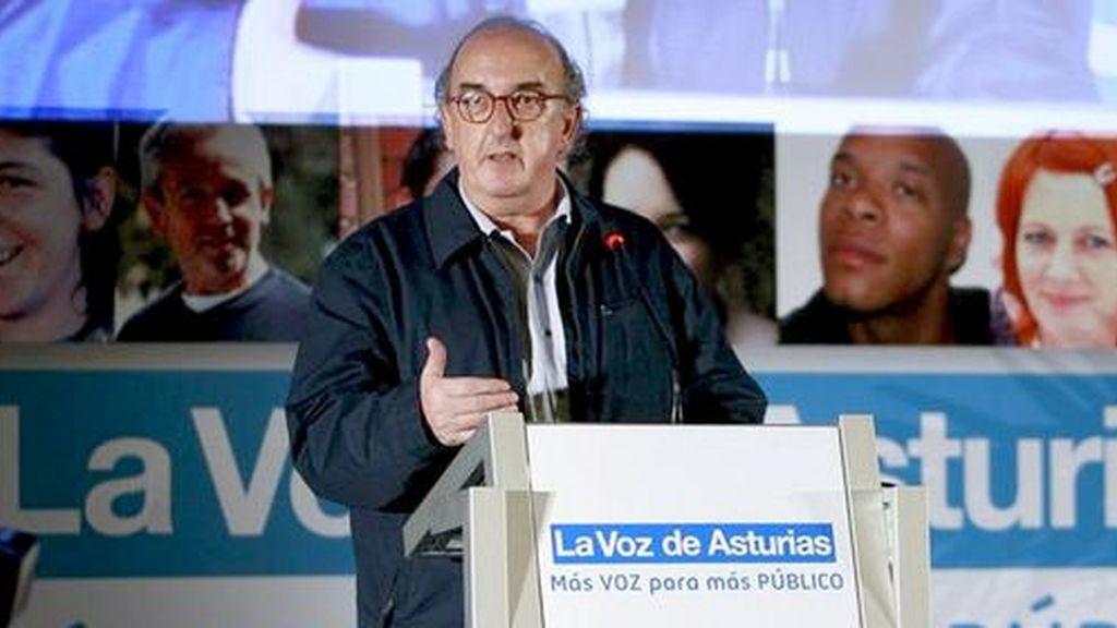 Roures, 'La voz de Asturias'