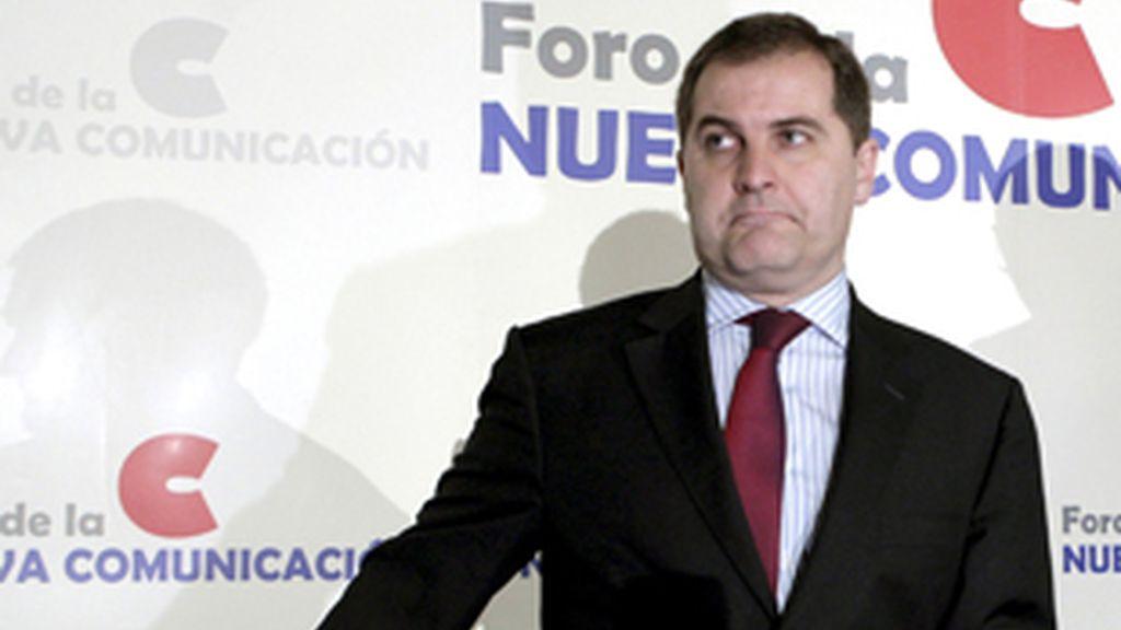El consejero delegado de Vocento, José Manuel Vargas.