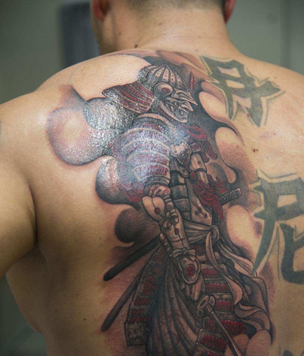 El 'tatuador' de las estrellas abre negocio en Madrid