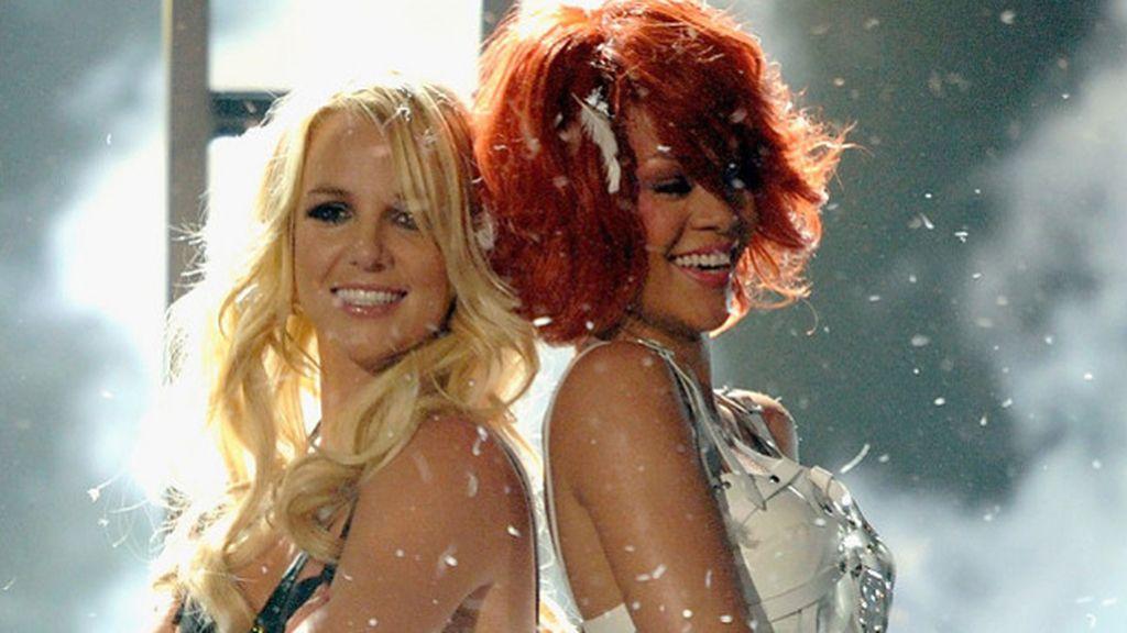 El beso fantasma de Britney