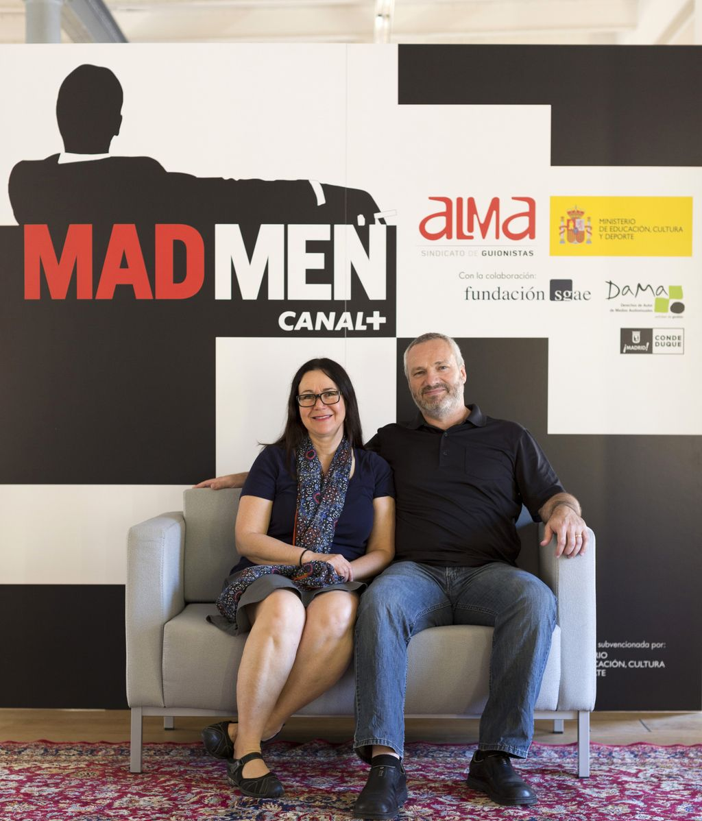 Guionistas de Mad men