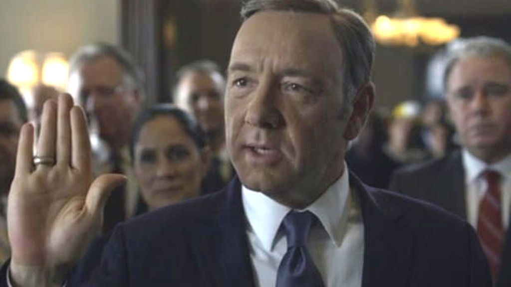 'House of cards': cazar o ser cazado