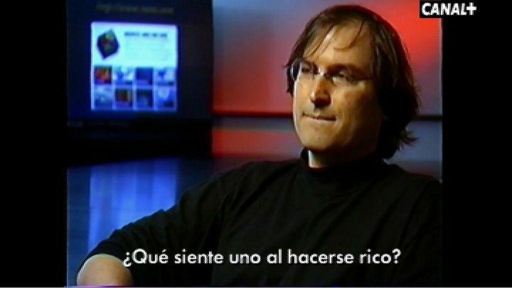La entrevista perdida de Steve Jobs