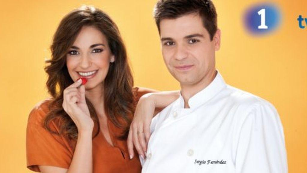 Sergio Fernández y Mariló