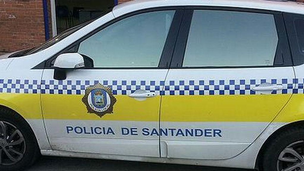 Detenido en Santander un joven de 14 años que conducía un coche