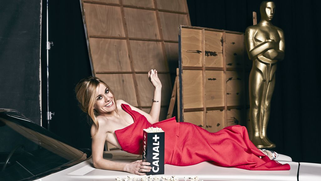 Alexandra Jiménez debuta en los Oscar de Canal +