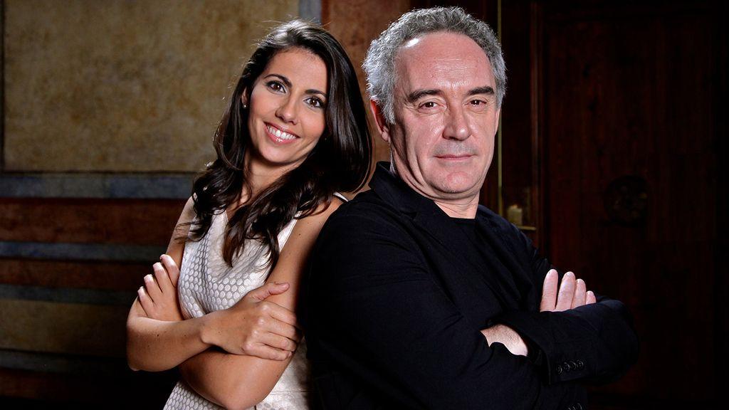 Ana Pastor, 'Frente a frente' con Ferran Adrià