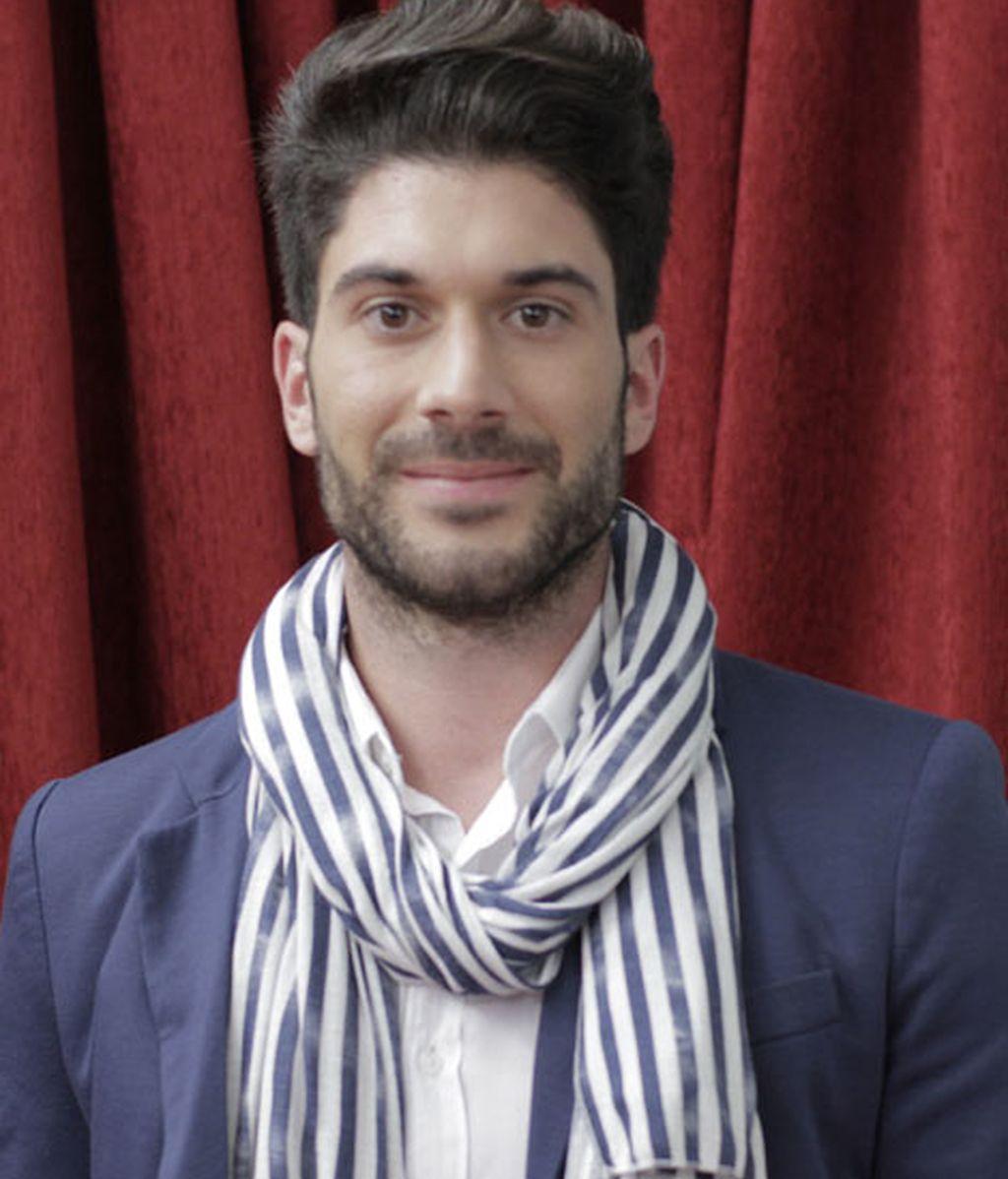 Diego Betancort, guapo