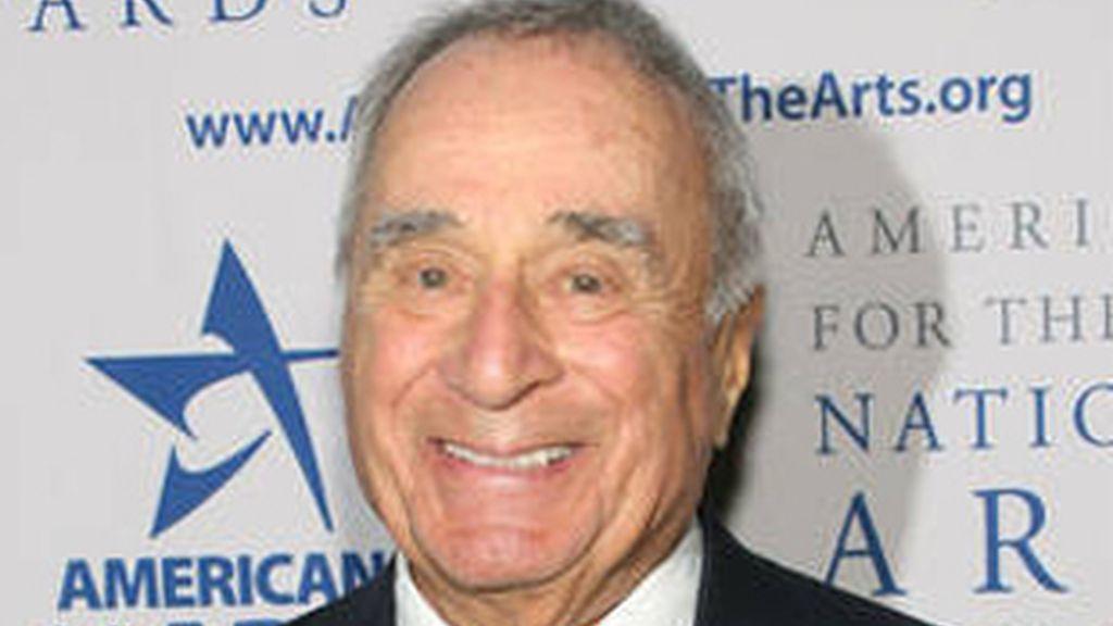 Sidney Harman, nuevo propietario de 'Newsweek'.