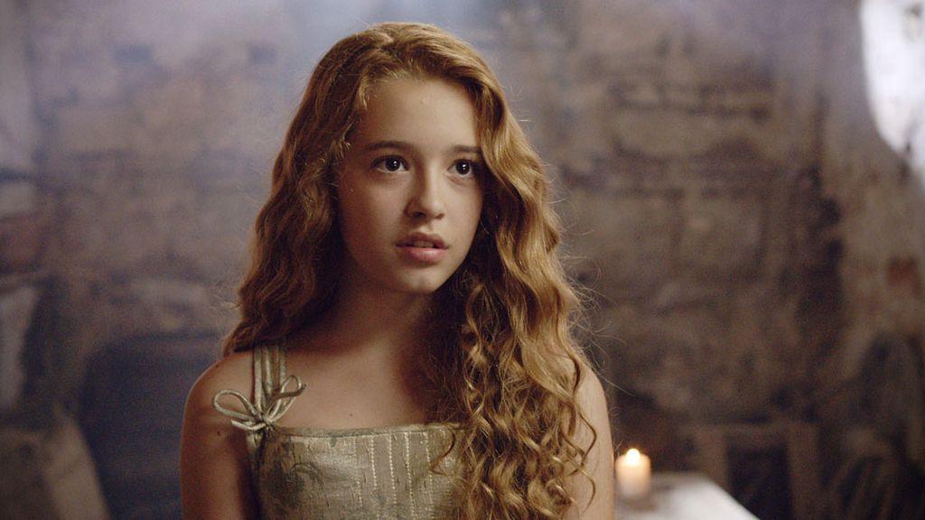 Ángelica de Alquézar, una menina intrigante