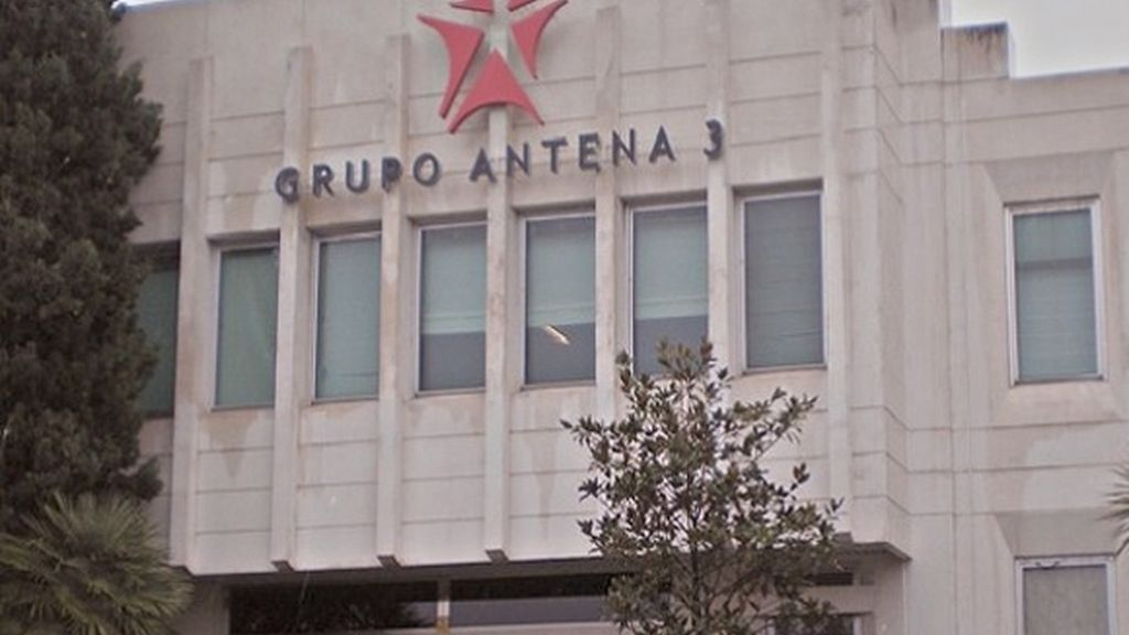 Sede edificio Antena 3