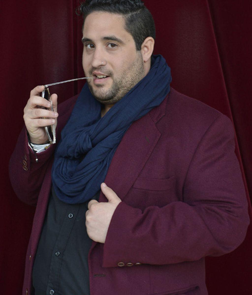 """Manuel Ángel Román, 'simpático': """"Me gusta que me echen las cartas. Creo en la astrología y en el horóscopo porque soy acuático"""""""