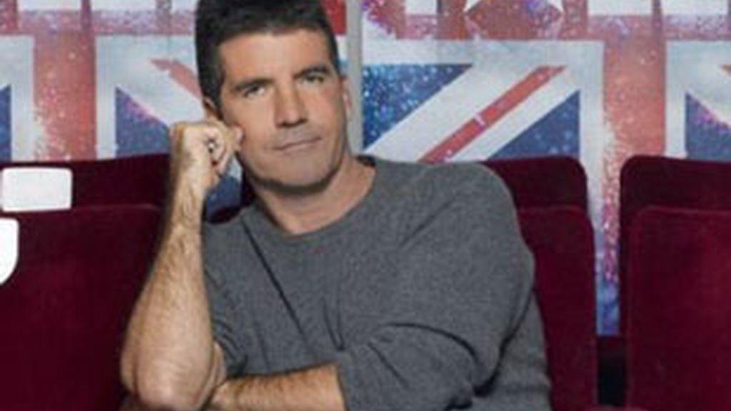 Simon Cowell, entre los más ricos del Reino Unido.