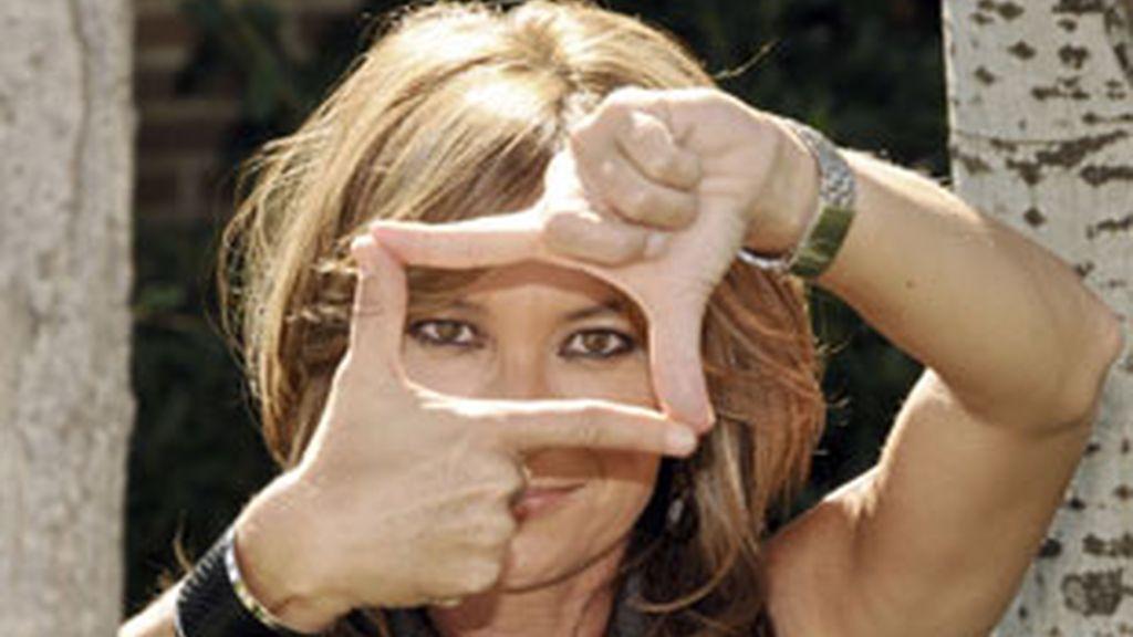 Patricia Gaztañaga, presentadora de 'El Marco'.