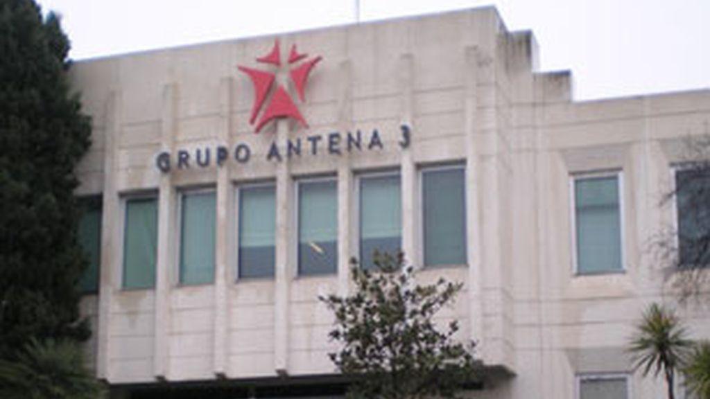 Sede del grupo Antena 3.