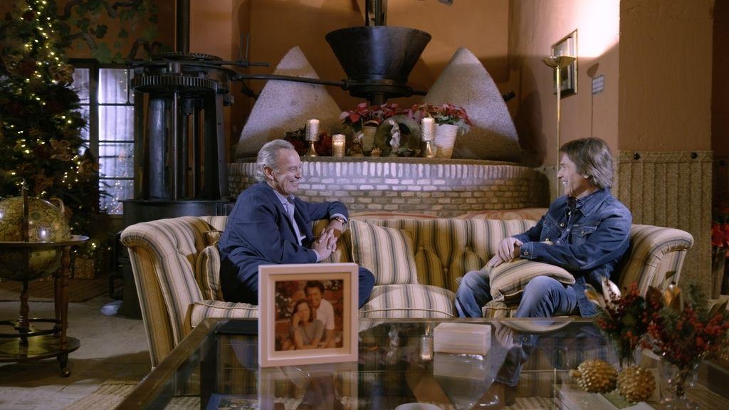 Raphael, invitado de Bertín Osborne en 'Mi casa es la tuya', Telecinco