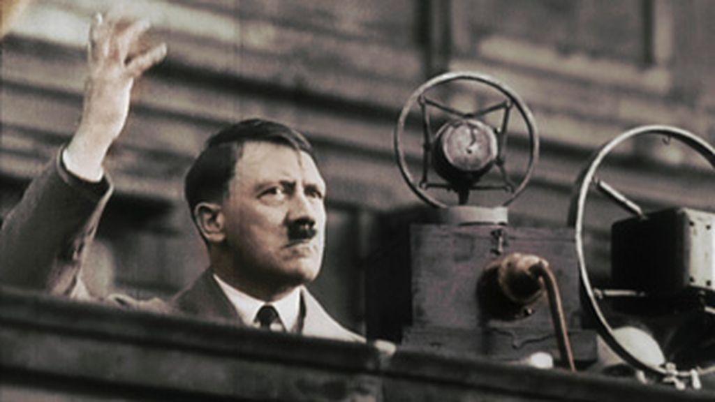 Imágenes inéditas de la vida de Hitler
