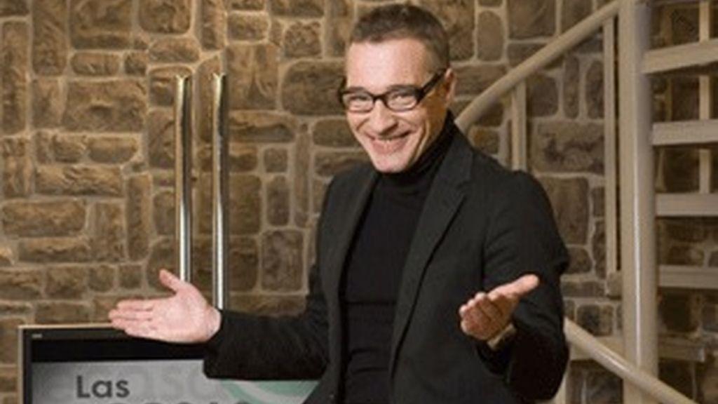 Goyo González, presentador del nuevo programa de Decasa.