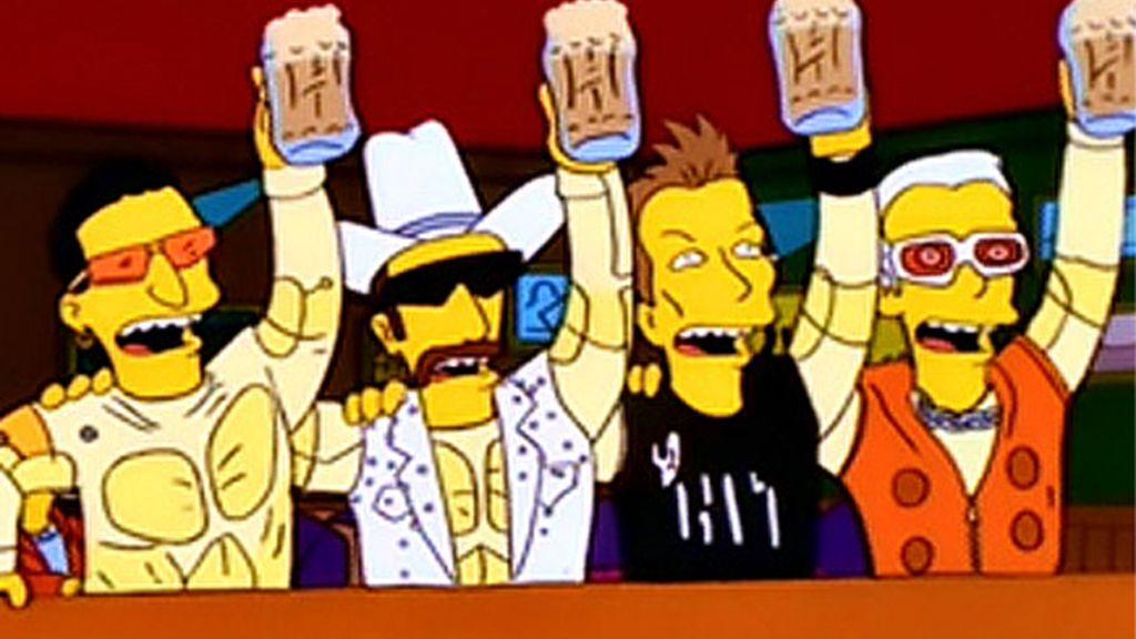 U2 pasó por Springfield en su gira
