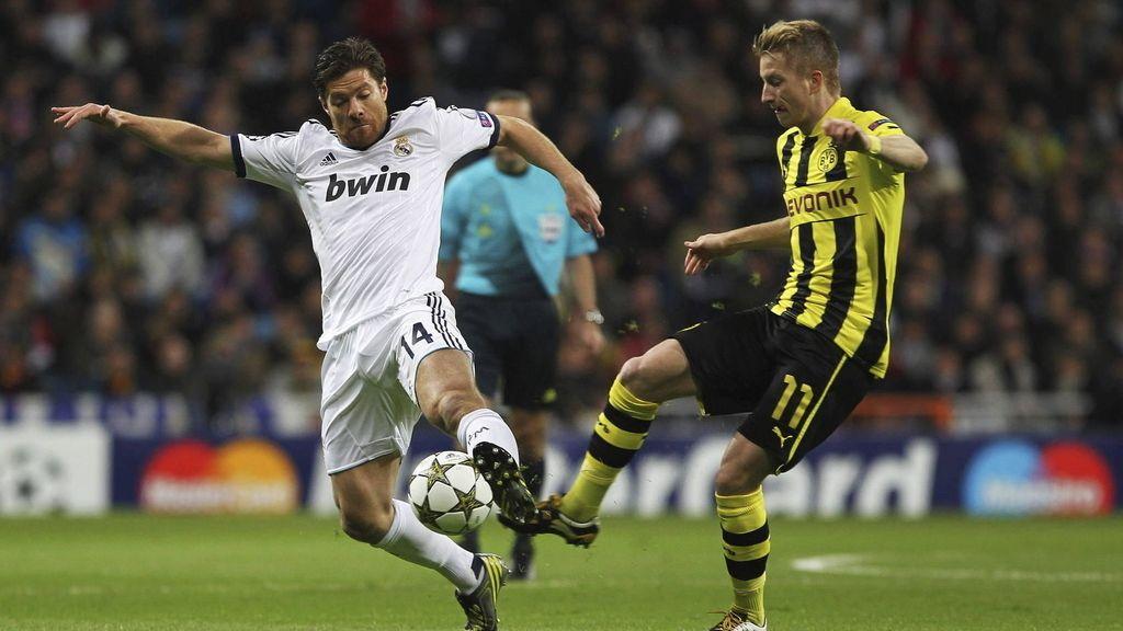 Real Madrid Borussia Dortmund lo más visto de la televisión