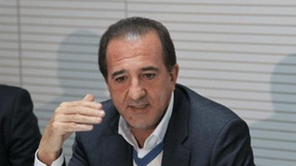 El consejero delegado de La Sexta, José Miguel Contreras.
