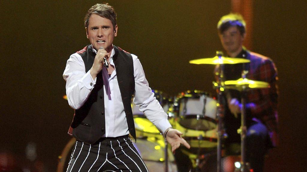 Eurovisión 2011. Rumanía